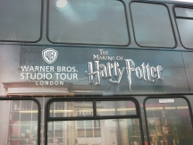 Le Harry Potter Tour Bus