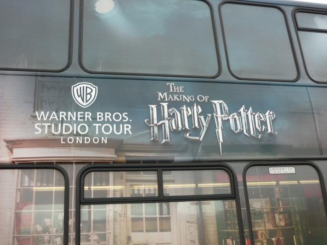 Le Harry Potter Tour Bus
