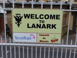 Welcome to Lanark