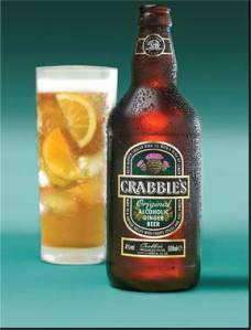 The original Scottish Ginger Beer