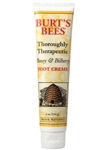 Le pied qui se sent bon le miel (sans les abeilles)