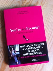 La nouvelle Bible de la Fashionista, Modeuse en Français dans le texte.
