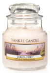 lake sunset petite my-candle.fr