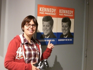 JFK Library @ UMass