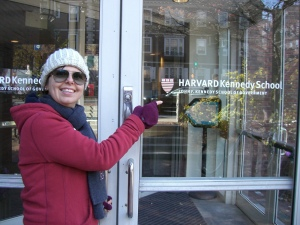 Harvard, JFK School