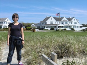 Kennedy Compound, Hyannis Port