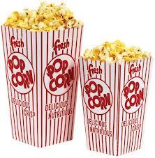 le maïs soufflé sans qui Hollywood et la télévision n'auraient pas le droit d'exister...