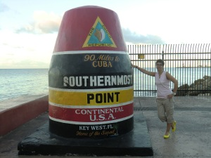 Southernmost Point @ Key West, FL