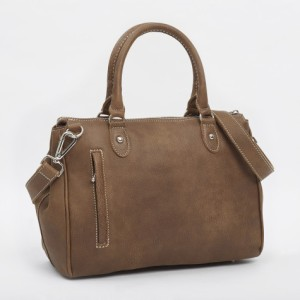LE sac en cuir Italien Made in Canada d'inspiration Grace Kelly.